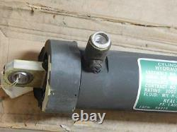 #221 DRS Hydraulic Cylinder Actuator Stroke 8- 3000 PSI Bore 3-¾ NEW