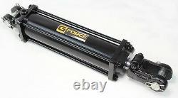 2 Bore, 30 Stroke, Tie Rod Hydraulic Cylinder