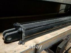 4 Bore x 36 Stroke Hydraulic Tie-rod Cylinder (643380) (40SH36-200)