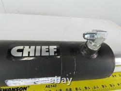 Chief 287-052 WC 3.5 Bore x 24 Stroke 1.75 Rod 3000 PSI Hydraulic Cylinder
