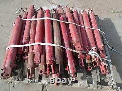 Double Acting Hydraulic Cylinder 18 Stroke 2 1/2 Bore