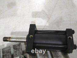 Hanna ME5 2H NC 5.00 Hydraulic Cylinder Series 2H 5 Bore Heavy Duty 8 Stroke