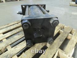 Hydraulic Tie Rod Cylinder 10 Bore 19 Stroke Double Acting