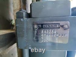Lynair Hydraulic Cylinder- Bore 4, Stroke 118, Rod Dia2.5 3000psi Hyd
