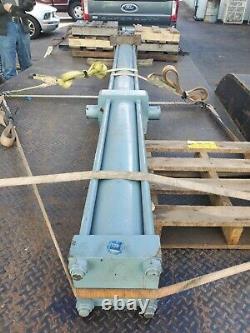 Lynair Hydraulic Cylinder -Bore 8, Stroke 150, Rod Dia4.5 3000psi Hyd