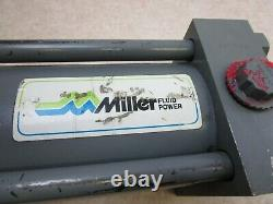 Miller H65b1b Hydraulic Cyl, 3.25 Bore, 12 Stroke, 1-3/8 Rod 5000psi, E0069