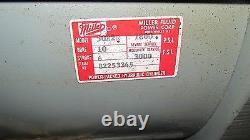 Miller Hydraulic Cylinder Model 50B2R 10 Bore x 6 Stroke 3000 PSI