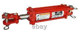 NEW! USA STOCK! Prince Hydraulic Tie Rod Cylinder SAE-8408 2 Bore x 8 Stroke