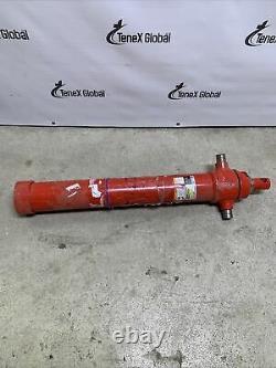 Nortrac 12-Ton Telescopic Hydraulic Cylinder 2500 PSI 4.43 Bore 90 Stroke Q-22