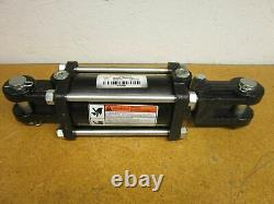PRINCE WOLVERINE W300040 Hydraulic Cylinder Bore 3 Stroke 4 2500PSI New
