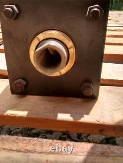 Parker Series 3L Tie Rod Hydraulic Cylinder 4 Bore 14 Stroke 1 rod CBB3LCTV19A
