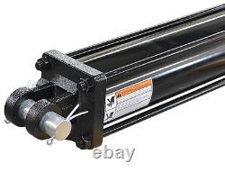 Prince Wolverine Tie Rod Hydraulic Cylinder Ram 4 Bore x 24 Stroke LogSplitter