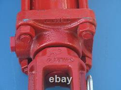 RED CROSS TIE ROD Double Action HYDRAULIC CYLINDER 3 BORE, 6 STROKE, g32b