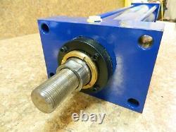 Siemens 4 bore X 18 stroke hydraulic cylinder 5500 psi