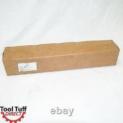 Tie Rod Cylinder, Hydraulic, Double Acting, 3 Bore, 12 Stroke, 1/2 NPT, 2500#