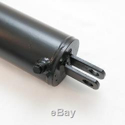 35 Tonnes Fendeuse Hydraulique Cylindre Double Effet 5 Alésage X 24 3500psi Stroke