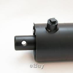 4 X 24 Bore Course Hydraulique Fendeuse Cylindre, 3500psi, Double Effet Nouveau