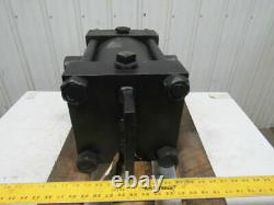 8 Arrière 6 Cylindre Hydraulique Cylindre Trunnion Mount 5-12 Threaded Shaft