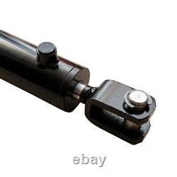 Ag Clevis Cylindre Hydraulique Soudé Double Action 4 Bore 16 Stroke Wbc 4x16