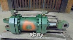 Cylindre Hydraulique 8 Alésage, Environ 8 Temps, 2,5 Tiges, 38 Longueur Globale
