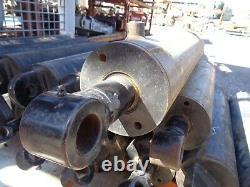 Cylindre Hydraulique Double Action 5 Alésage, 2 Tige, 18,5 Course, Ports 1/2 Tnp