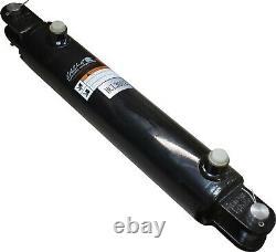 Cylindre Hydraulique Eagle Hcl3012 3 Bore X 12 Atteinte 1 1/2 Rod Npt Porté Sf