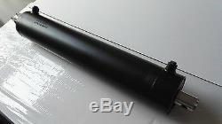 Cylindre Hydraulique Fendeuse De Bûches 4.5bore X 24 Temps 3500psi 30 Tonnes Oem