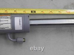 Cylindre Hydraulique Oerbiger Origa Bl0500084 36-1/2 Atteinte 1 Arbre 1-3/4 Bore