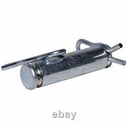 Cylindre Hydraulique Soudé Double Action 2.5 Bore 16 Stroke Clevis 2.5x16 Nouveau