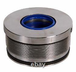 Cylindre Hydraulique Soudé Double Action 3.5 Bore 16 Stroke Clevis 3.5x16 Nouveau