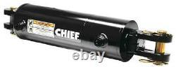 Cylindre Hydraulique Soudé En Chef Wc 3.5 Bore X 10 Stroke 1.75 Rod