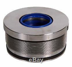 Cylindre Soudés Double Hydraulique Par Intérim 5 Bore 24 Cross Tube Stroke 5x24 Nouveau