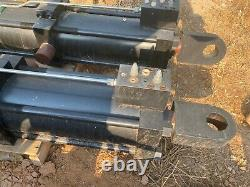 Eaton Hydro-line Hl Cylindres Hydrauliques Pneumatic 8 Bore X 82.5 Stroke 3 Broches