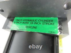 Lamb-grays Harbor H4382 Cylindre Hydraulique 8 Alésage 18 Course