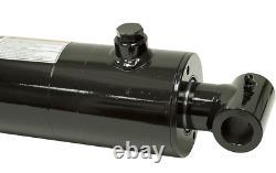 Nouveau! Prince Manufacturing Cylindre Soudé Hydraulique Pmc-5648 4 Bore X 48 Stroke
