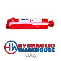 Prince Manufacturing Cylindre Soudé Hydraulique Pmc-8308 3 Bore X 8 Temps Nouveau