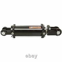 Prince Wolverine Hydraulique Tie Rod Cylindre 2 Perçages X 8 Coups W200080-s Nouveau