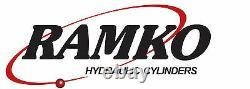 Ramko Hydraulic Cylinders 50mm Alésage, Tige De 30mm, Longueur De Course Divers